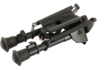 HARRIS BIPOD 6-9 (LEG NOTCH) ROTATE S-BRM