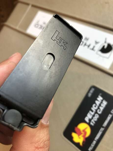 Heckler & Koch 30 Round 223/556 HK Magazines NEW OLD STOCK