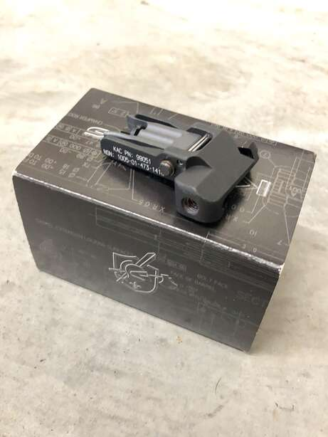 Knight's Armament Folding M4 Front Sight 99051 Black