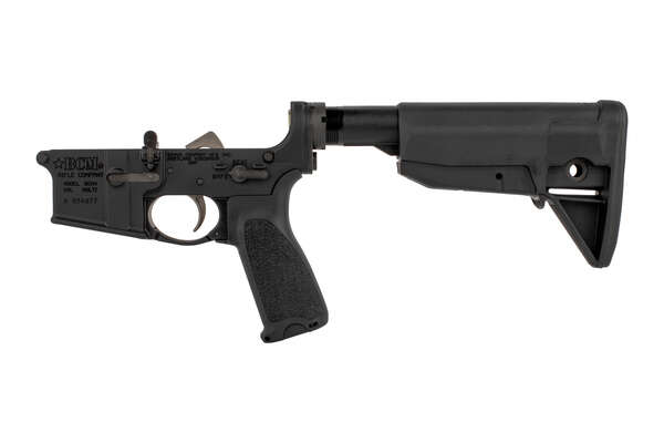 BCM Complete Lower Receiver Assembly
