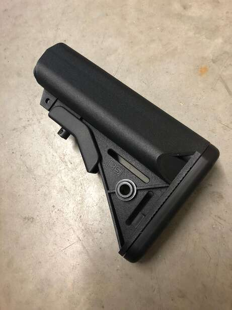 B5 Systems SOPMOD 6-Position Stock BLACK