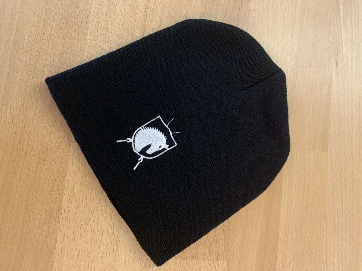 Thoroughbred Armament Beanie Black