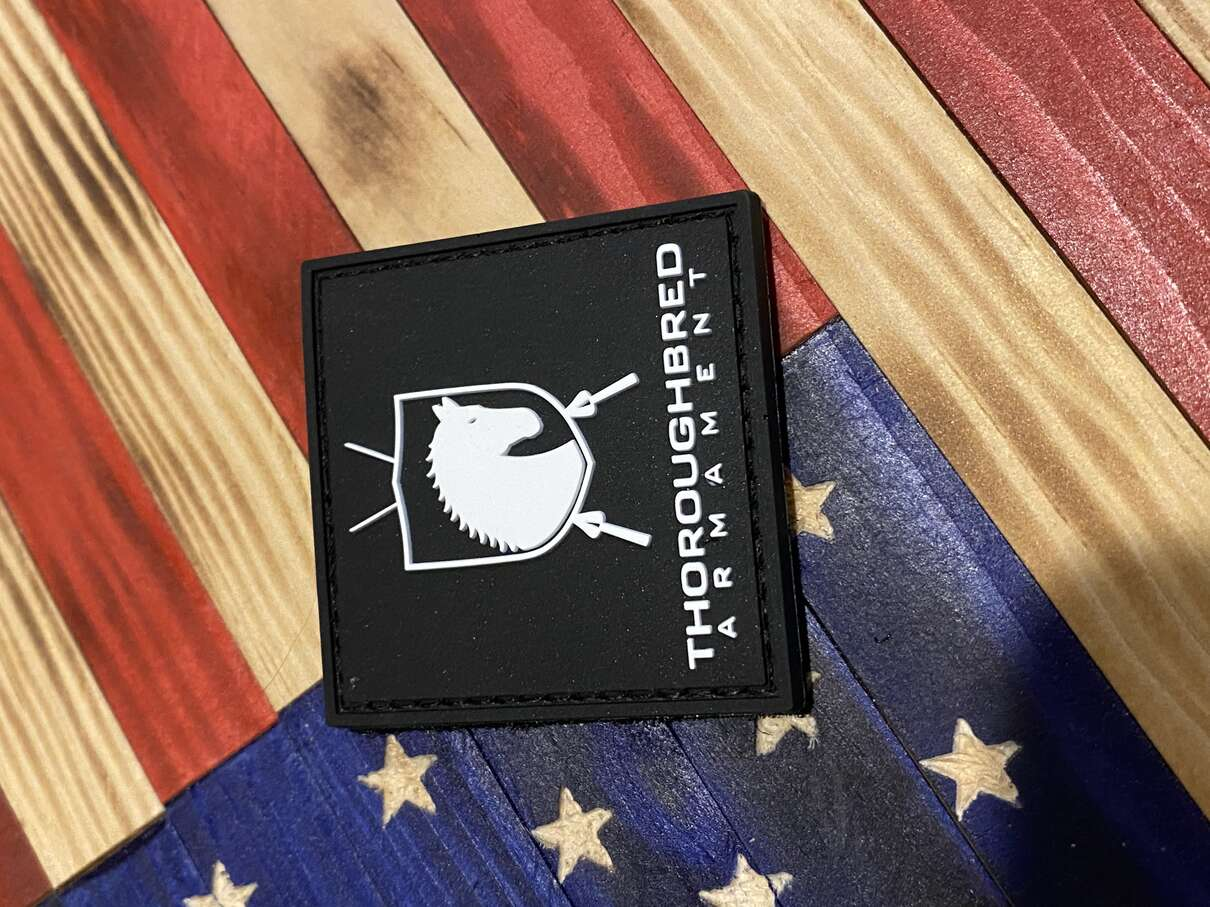 Thoroughbred Armament Patch