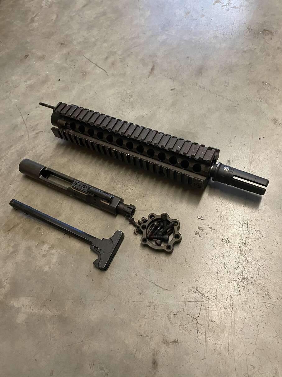 MK18 UPPER KIT - SAVANNAH SF4P