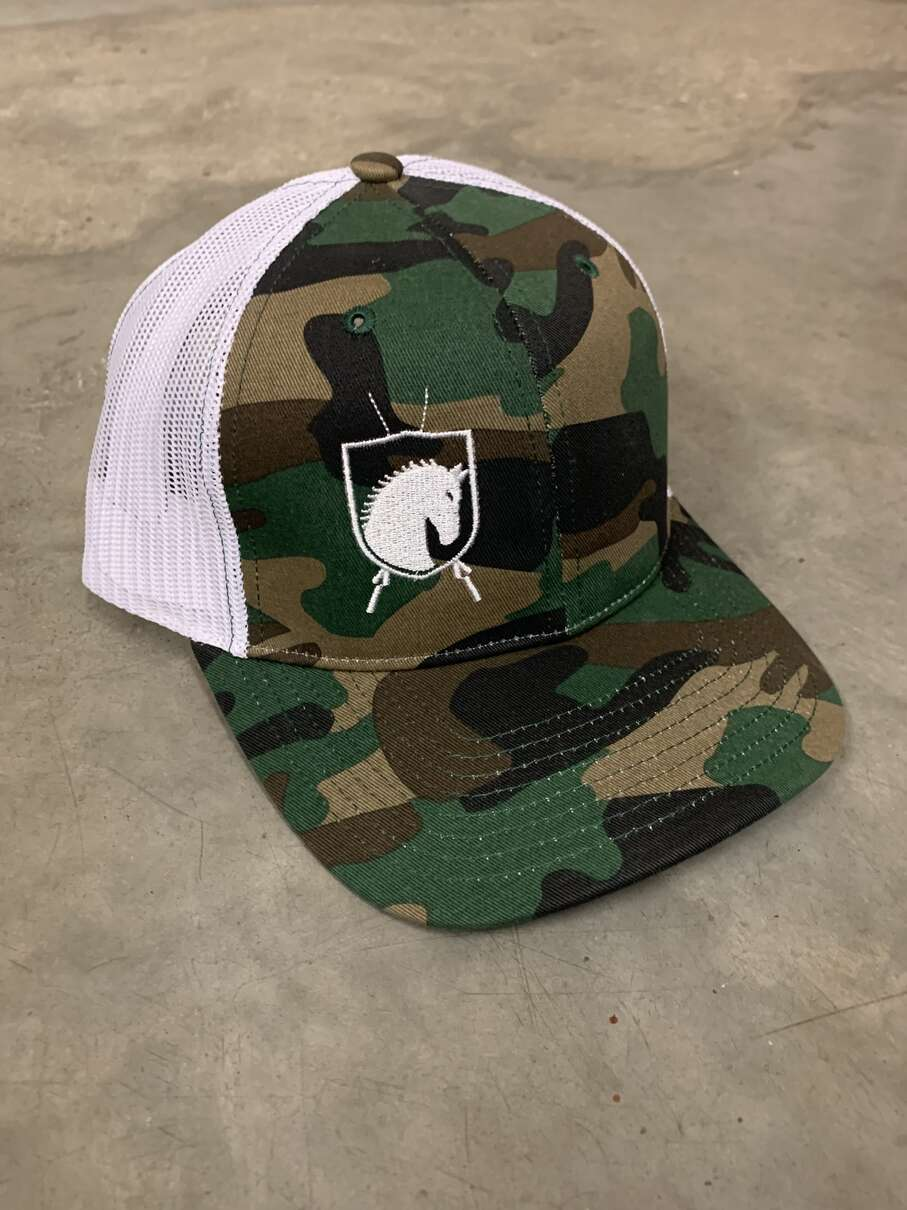 Thoroughbred Armament Hat Camo