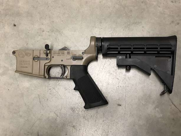 Colt M4 Lower Receiver FDE