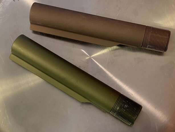 Colt Mil Spec 4 Position Buffer Tube (contract surplus FDE)