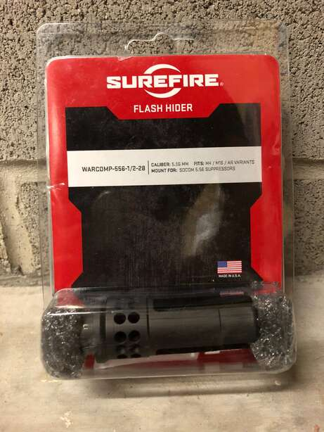 SureFire WarComp 5.56mm Compensator