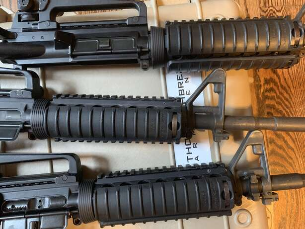 Colt 14 5 M4 Gov Profile Surplus Uppers