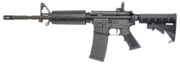 LE6920HBPW Colt M4 Carbine 223 Remington 14.5 SOCOM Heavy Barrel Pinned to 16 30-Round Black