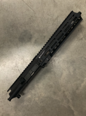 10.3 Daniel Defense/BCM M4 Upper/Geissele MK8 - BLACK